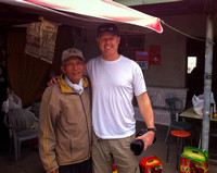Me and a local farmer in Taiwan