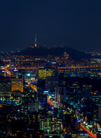 Seoul City Lights  #LG030